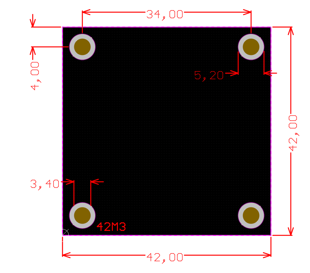 42M3-dimensions